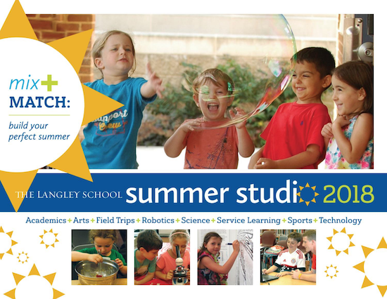 The Langley School Summer Camp